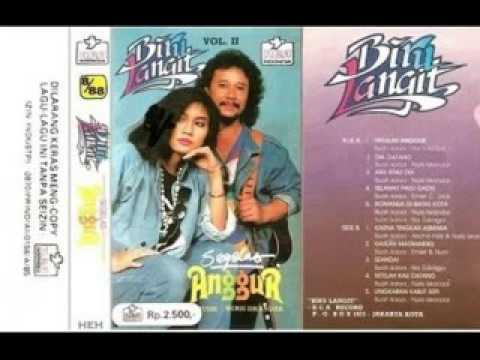 Biru Langit album Segelas Anggur