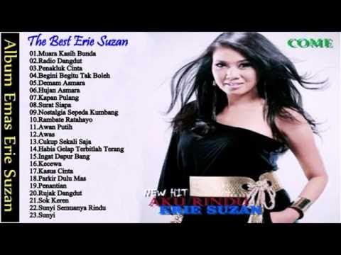 Erie Suzan - Full Album | Lagu Dangdut Lawas Nostalgia | Lagu Dangdut Indonesia Lama Terbaik
