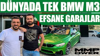 This BMW M3 is one of a kind in the World | Legendary Garages