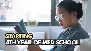 STARTING 4th YEAR OF MED SCHOOL + NEUROLOGY ROTATION REVIEW