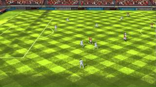 FIFA 14 iPhone/iPad - MANCHESTER UTD vs. FC Shakhtar