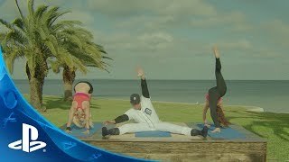MLB 14 The Show | Tranquilo Yoga with Miguel Cabrera