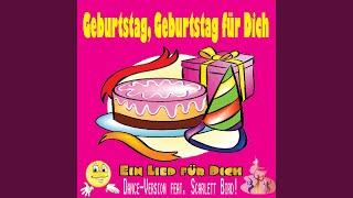 Geburtstag, Geburtstag Merle (Dance-Version)