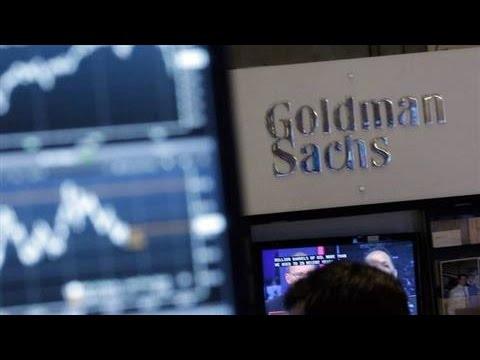 Goldman Sachs Quarterly Earnings Drop 60%; Revenue Falls 40%