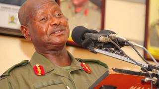Museveni reveals why he sacked Mbabazi.