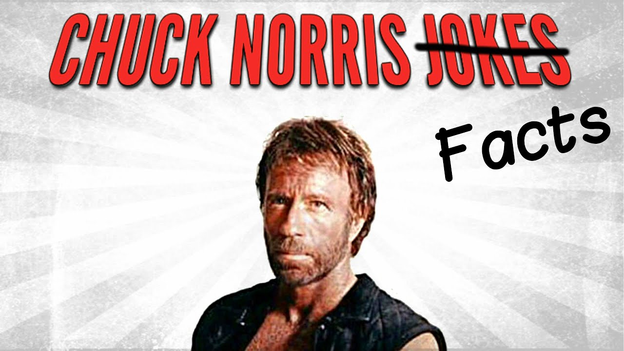 CHUCK NORRIS JOKES that will make you laugh so hard - YouTube