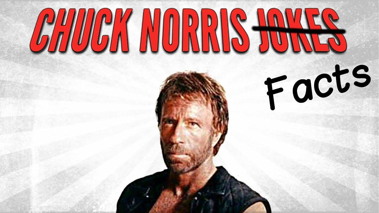 CHUCK NORRIS JOKES tha...