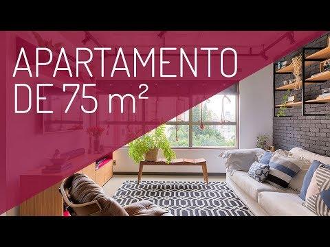 Um Apartamento com 75 m² | Votorantim Cimentos