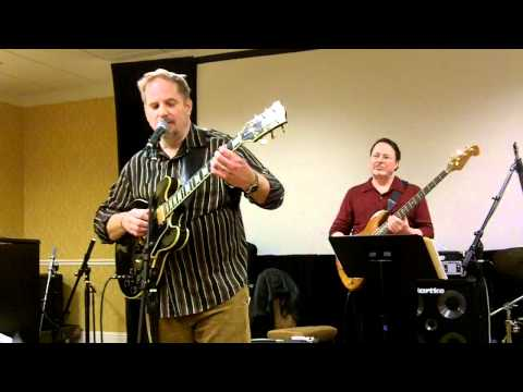 Guitarist Dave Stryker's Master Class featuring Jamey Aebersold