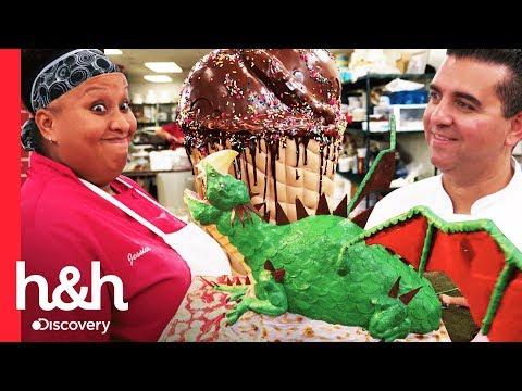 los-pasteles-más-grandes-de-la-temporada-|-cake-boss-|-discovery-h&h