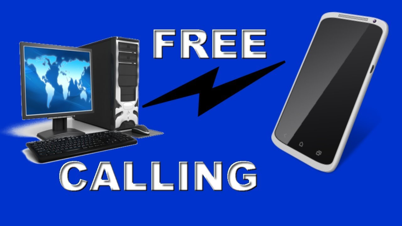 free calling from pc to mobile without registration