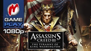 ▶ Assassin's Creed 3 — The Tyranny of King Washington - Начало игры