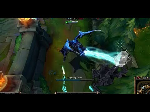 New Enchanted Galio (2018) - League of Legends