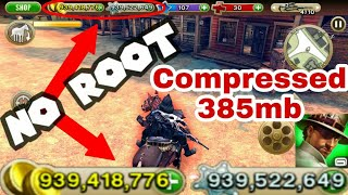 Six Guns Hack/Mod Apk+Data 2.9.0h [unlimited Money + Sherrif Stars] NO ROOT