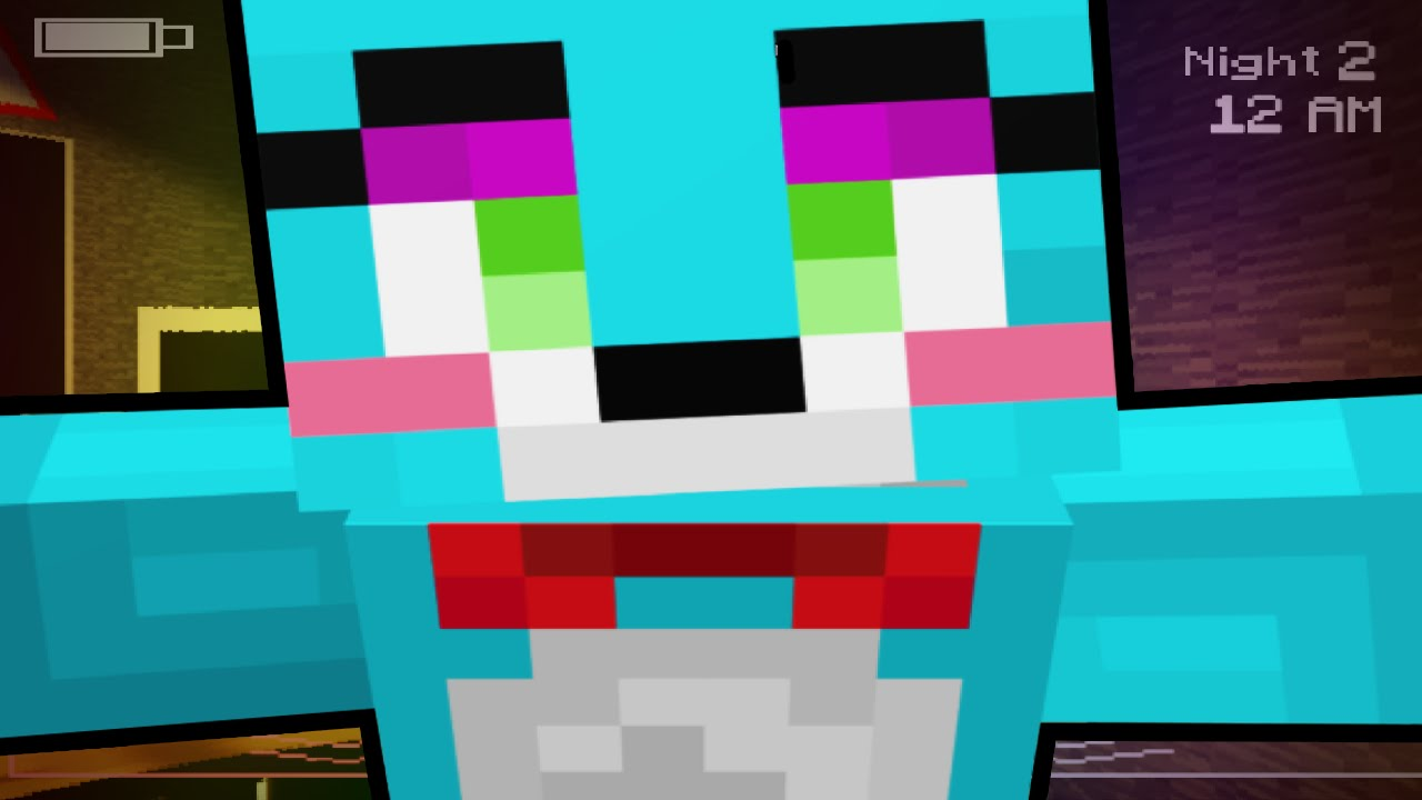 Five Nights In Minecraft 2 скачать