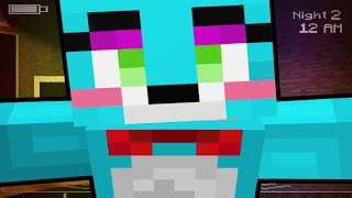 FIVE NIGHTS IN MINECRAFT!!