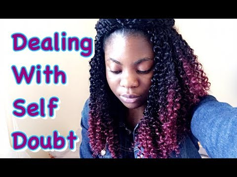 Overcoming Self-Doubt As A Christian/Writer (Writing Vlog #9)