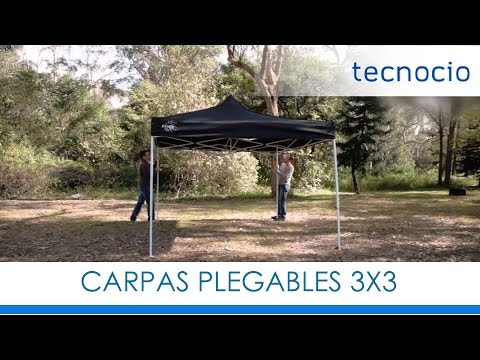 Carpas plegables gacebos gazebos de armado r pido auto for Gazebo plegable easy