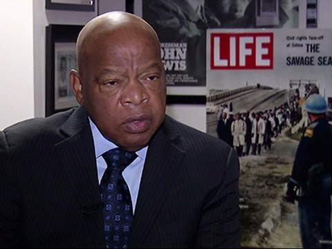 John Lewis Reflects on the Message of