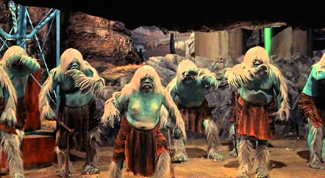 time machine morlocks