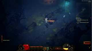 Diablo 3 Closed Beta Gameplay PC MAx Settings 1080p