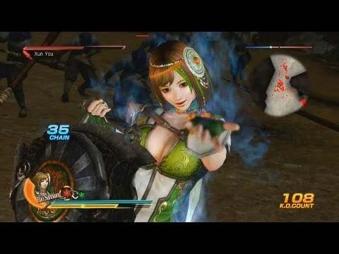 Dynasty Warrior 8 ALL Shu KINGDOM CHARACTERS MUSOU AND RAGES