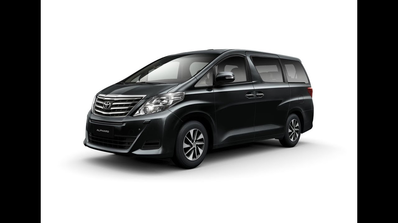 Toyota Alphard 2015 Review Youtube