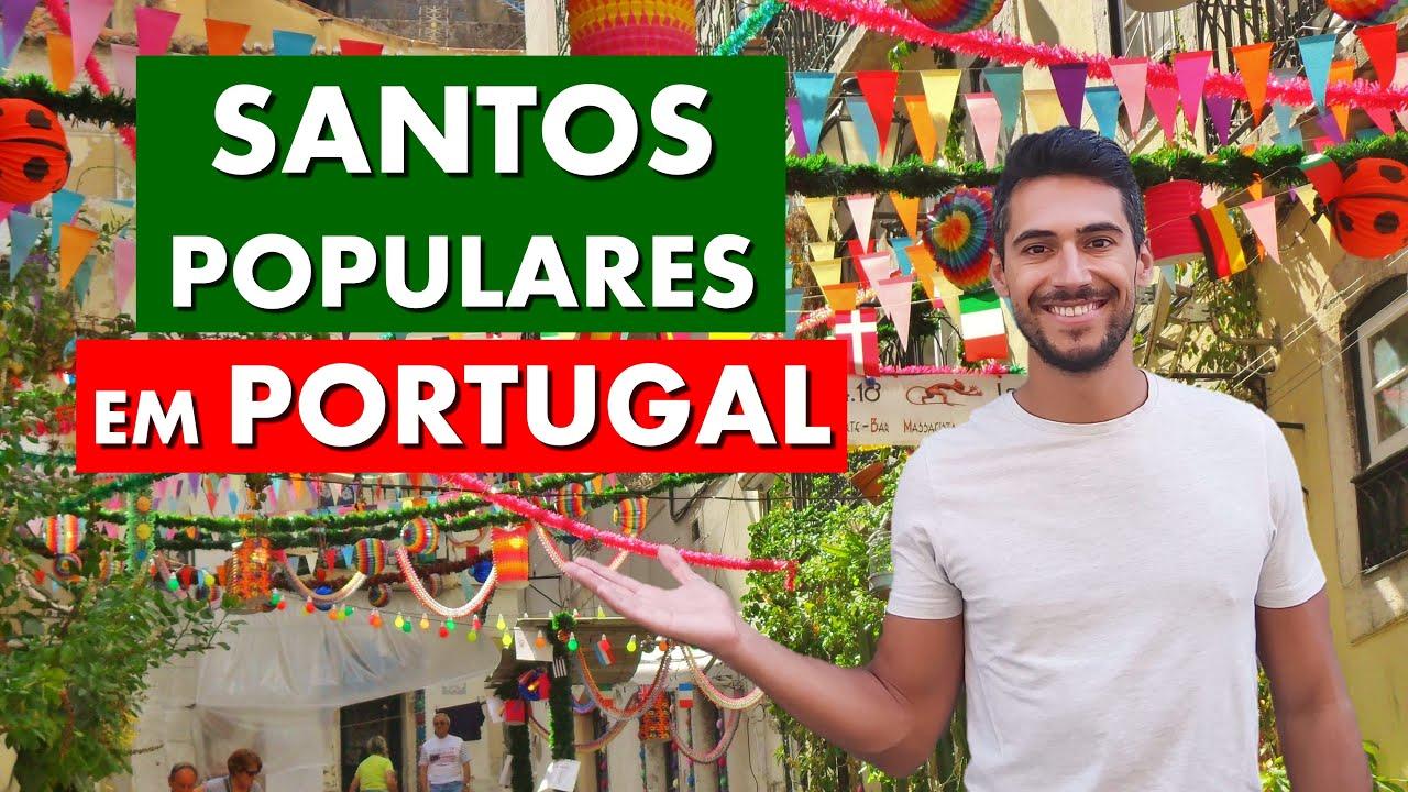 Os Santos Populares em Portugal