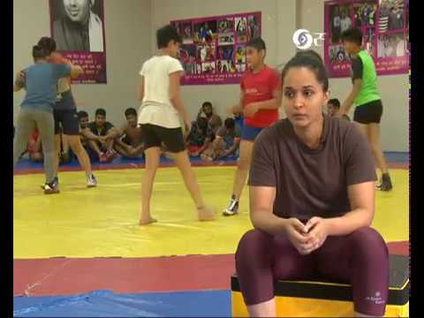 Hum Fit Toh India Fit| Wrestling training| - Ep 5 - YouTube