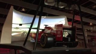 Driving World's Biggest F1 Simulator | Ferrari World Abu Dhabi | Formula 1 Racing