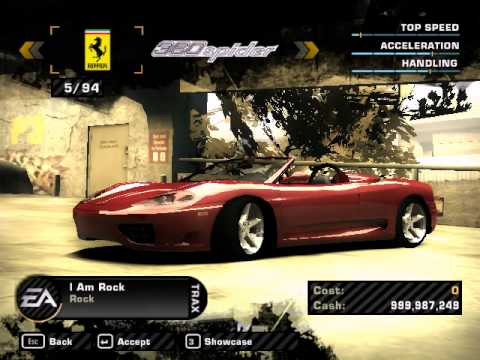 Need For Speed NFS Most Wanted PC Game Free Download