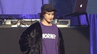 11月29日、ZEPP DiverCity Tokyoにて音楽とファッションのイベント「GIR...