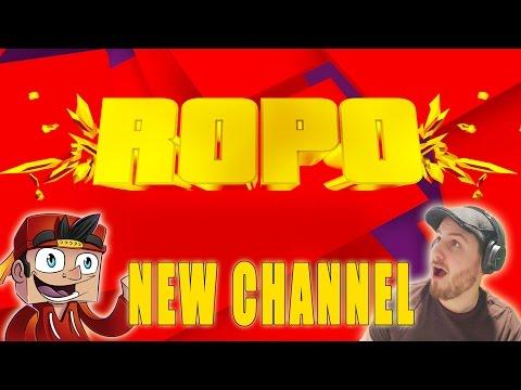Minecraft Adventure - LITTLE ROPO'S NEW CHANNEL!!!