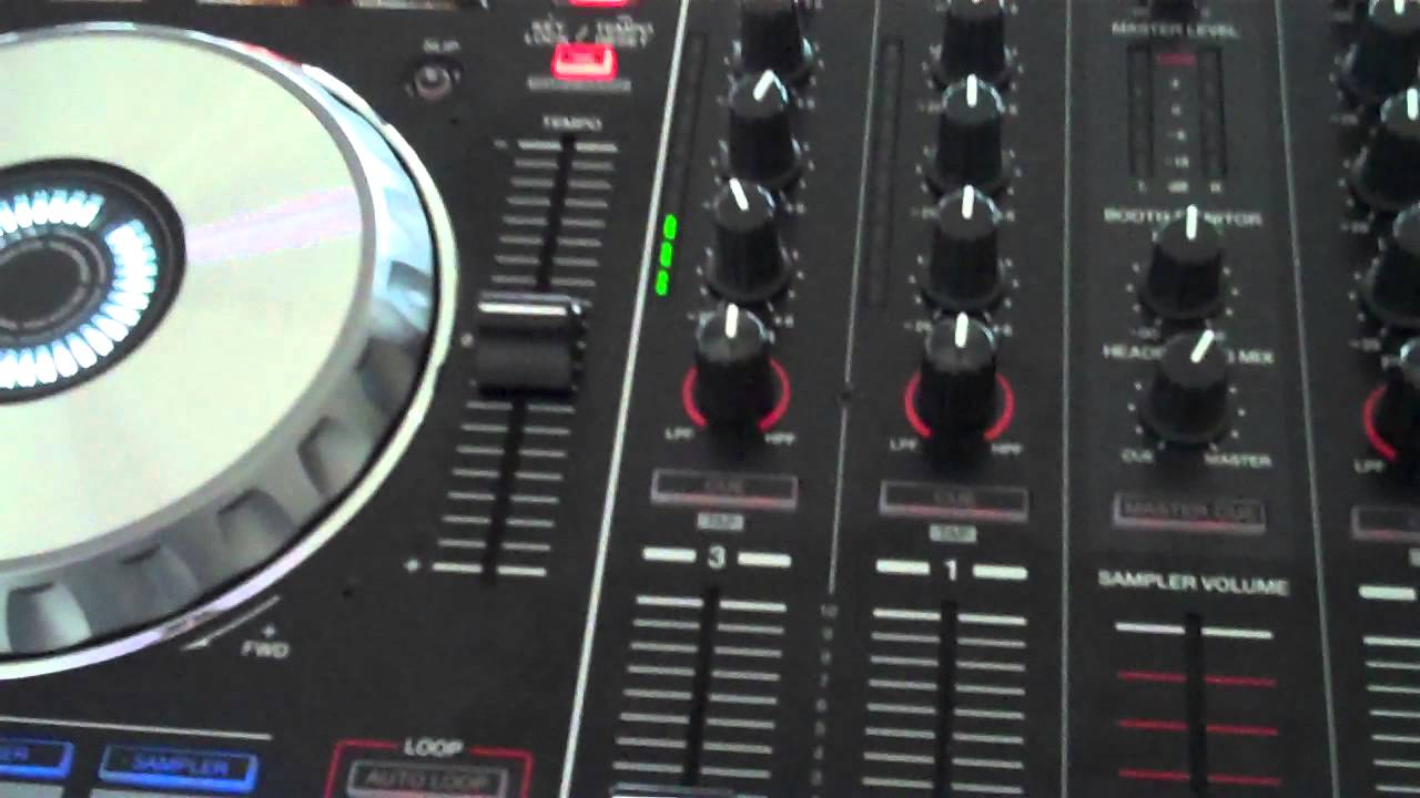 how to get two decks on serato dj