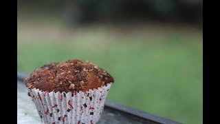 Cinnamon Winter Muffins with Streusel Topping - Magda