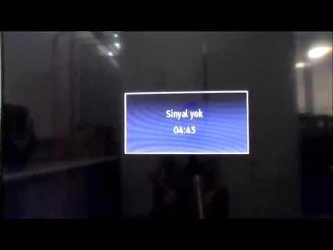 Vestel TV Türksat 4A Kanal Güncelleme Anlatımı HD