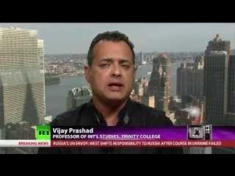 BRICS Bank to Rival Western Banking Monopoly | Interview with Vijay Prashad