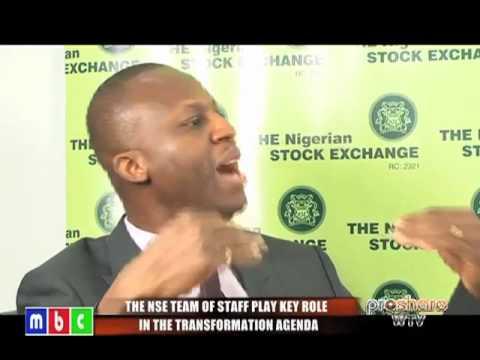 The New Nigerian Stock Exchange   Adeolu Bajomo