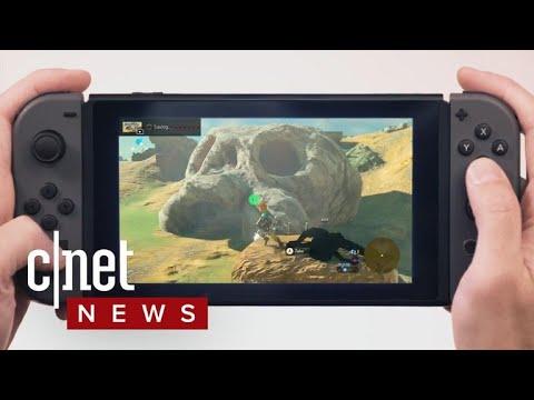 Nintendo Switch update 4.0 adds video capture