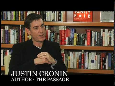 Justin Cronin - The Passage - Book Trailer