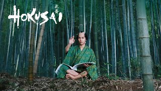 『HOKUSAI』Official Trailer 2   IN CINEMAS 2021