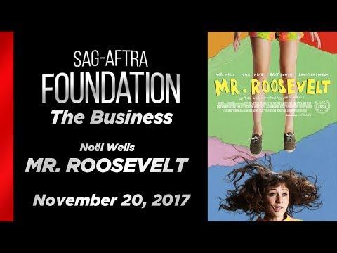 The Business: MR. ROOSEVELT
