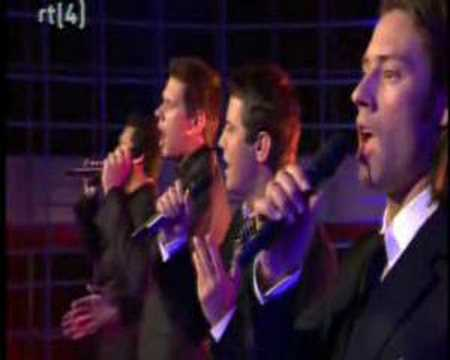 Il divo solo otra vez en vivo youtube - Il divo all by myself ...