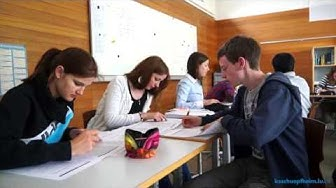 Kantonsschule Schüpfheim in bewegten Bildern