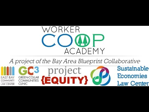 2015 Worker Coop Academy Info Webinar
