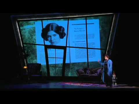 Excerpts From Carrie Fisher's