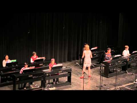 Christmas Concert 2015 (Ontario's Conservatory Music) - Piano Grade 2