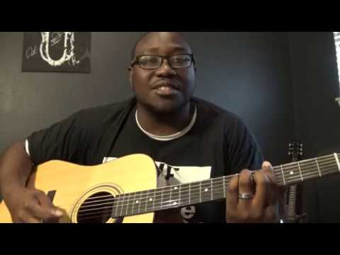 How to play Everlasting God by William Murphy on guitar - YouTube