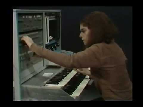 Laurie Spiegel - Improvisation on a 'Concerto Generator' (1977)