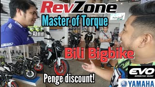 BUYING YAMAHA MT09 2020 / PINAGPALIT SA HONDA CB650 - REVZONE TIMOG QUEZON CITY